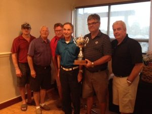 Gerry Johnston Golf Tournament #1