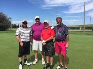 Gerry Johnston Golf Tournament #2